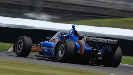 Title Math, Past Results Favor Dixon Entering INDYCAR Harvest GP presented by GMR