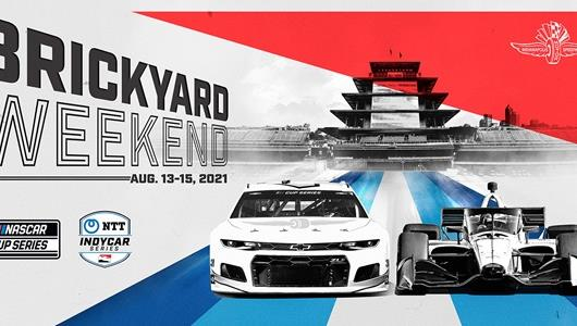 NASCAR, INDYCAR Teaming Up for Historic Brickyard Weekend