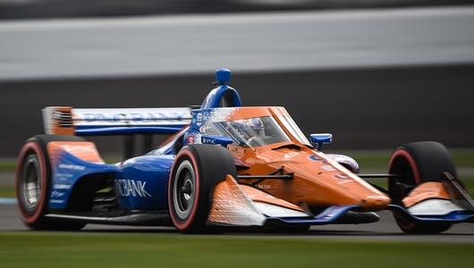 Dixon, Newgarden Set for St. Pete Showdown after Challenging Race at IMS
