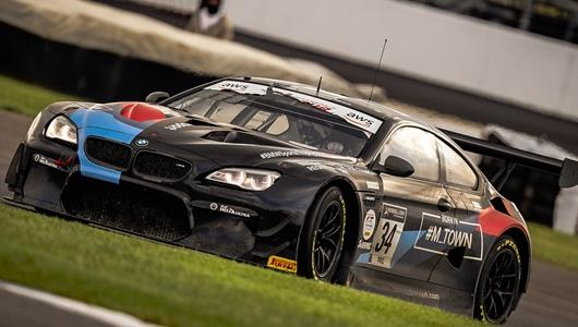BMW Dominates Indianapolis 8 Hour with 1-2 Finish in Both Classes at IMS