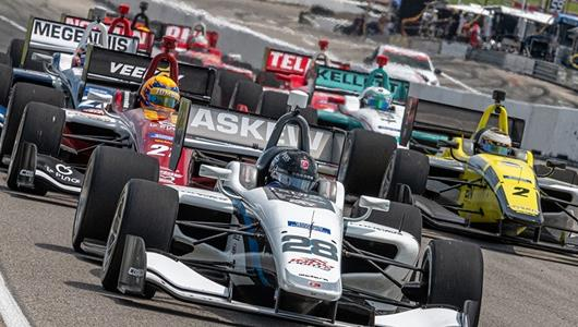Indy Lights Return Confirmed for 2021; Indy 500 Entry Included in Champion's Prizes