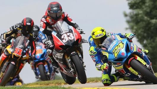 Spanish MotoGP Veteran Elias Finds Friendly Home in U.S., MotoAmerica