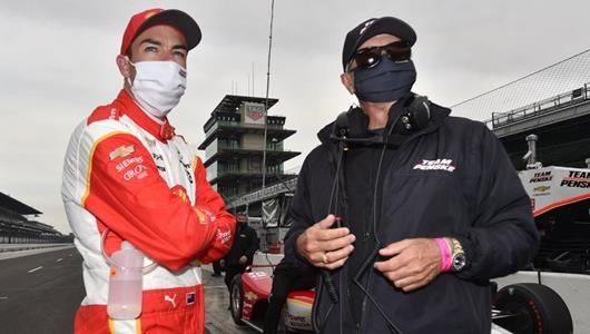 McLaughlin Completes Indy 500 Rookie Orientation, Begins new INDYCAR Chapter