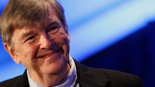 No. 5: Donald Davidson Retires