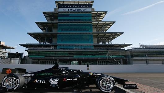 Indy Autonomous Challenge Race Car
