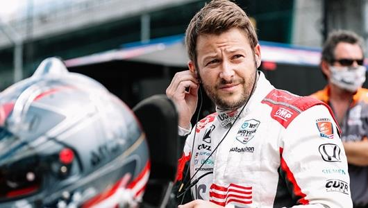 Marco Andretti Shifting Gears to New Phase of Driving Career