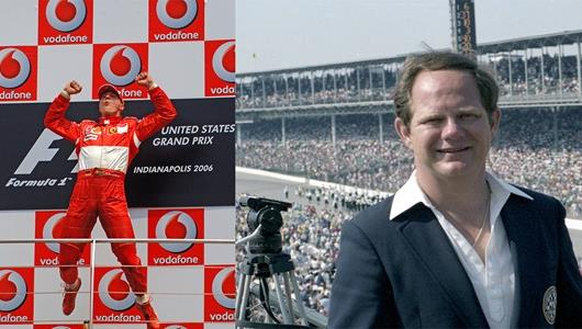 F1 Legend Schumacher, Longtime Indy 500 'Voice' Page Elected to IMS Hall of Fame