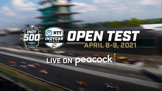 INDYCAR Open Test