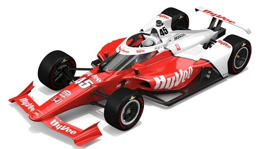 Ferrucci Joins Rahal Letterman Lanigan for Indy with Hy-Vee