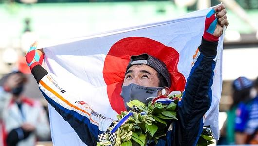 Sato's Indy 500 Win Launched Golden Run for Japanese Athletes