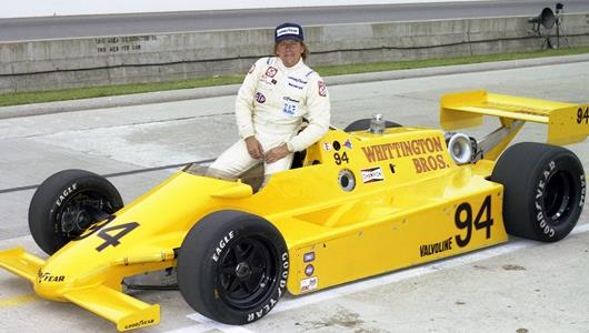 Five-Time Indianapolis 500 Starter B. Whittington Dies at 71