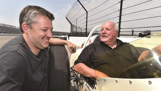Tony Stewart to join Foyt for 60th Anniversary of First Indy 500 Triumph