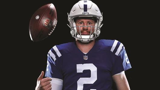 Colts QB Wentz