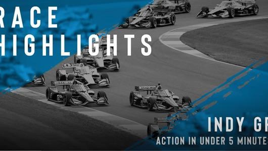 2021 GMR Grand Prix Race Highlights