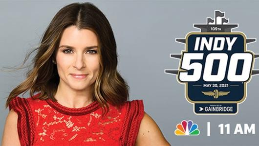 Danica Patrick To Drive Chevrolet Corvette Stingray Pace Car at 105th Indianapolis 500