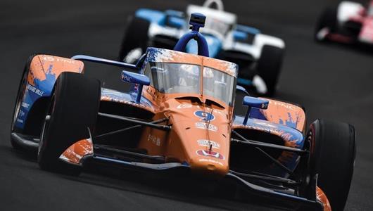 Scott Dixon - 2021 Indianapolis 500 Practice 3