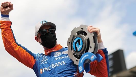 Scott Dixon - 2021 Indy 500 Pole Winner