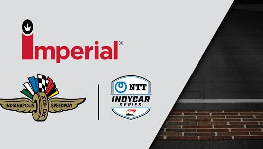 Imperial Supplies Named Official Partner of IMS, INDYCAR