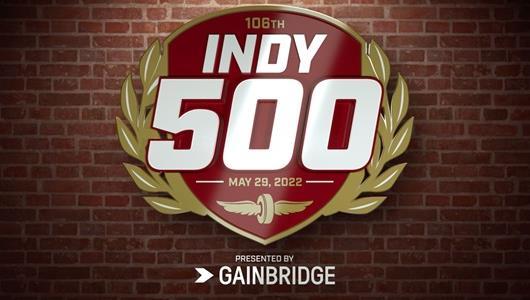 105th Indianapolis 500 Logo