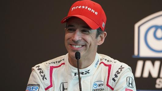 Castroneves Promotes Racing's Economic Engine with U.S. Congress