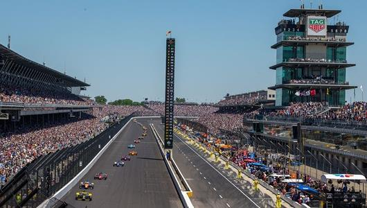 2021 Indianapolis 500 Race Day