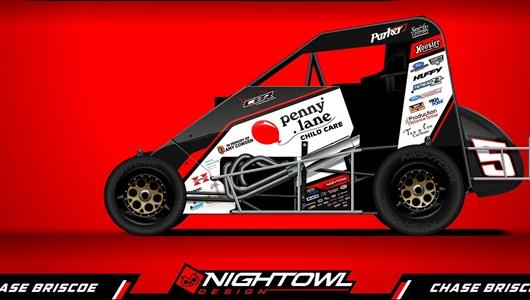 NASCAR Driver Briscoe Returning to Hoosier Dirt Roots To Race in BC39