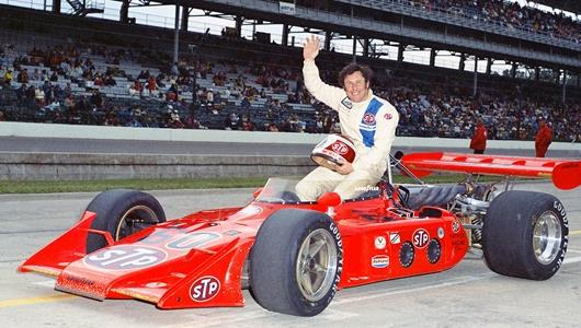 1973 Indianapolis 500 Rookie of the Year McRae