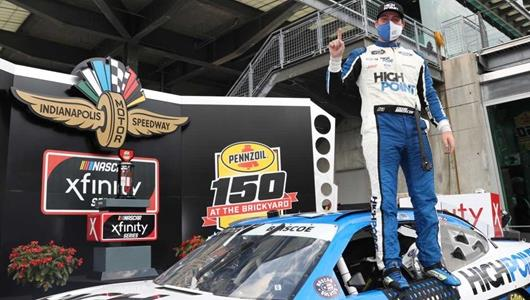 Briscoe May Have Winning Edge in Cup Series Debut on IMS Road Course