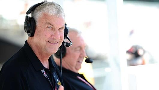 Legendary Motorsports Broadcaster Jenkins Dies at 73