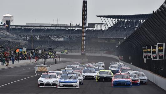 Cup Series Drivers Embracing Shift to New Challenge on IMS Road Course