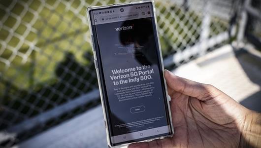 Verizon 5G Portal