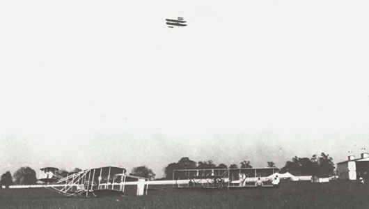 indianapolis air show 1910