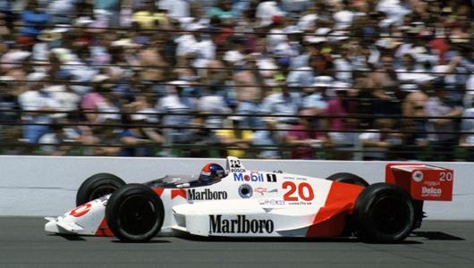 Emerson Fittipaldi 1989