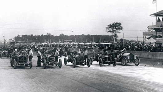 1911 indy 500 front row