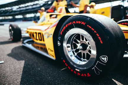 INDY 500 Qualifications