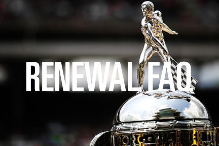 Renewal FAQ