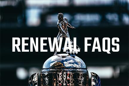 Renewal FAQs