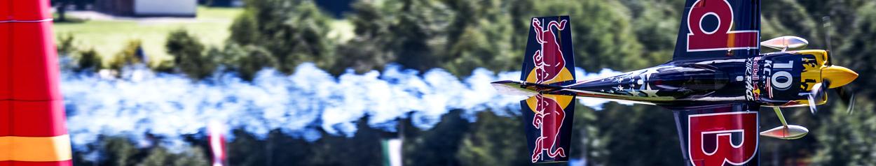 Red Bull Air Race Plane