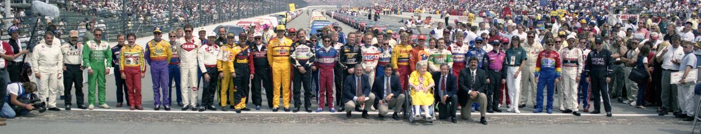 Brickyard 400 drivers