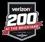 NASCAR: Verizon 200 at the Brickyard