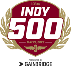 106th Running Indianapolis 500 Logo
