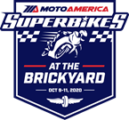Superbikes at the brickyard 2020