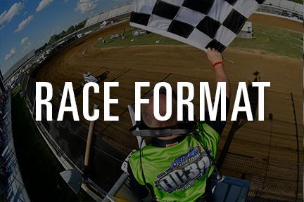 Dirt Track Race Format