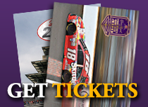 Crown Royal 400 at the Brickyard and Lilly Diabetes 250 Tickets