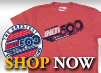 Indy 500 Merchandise