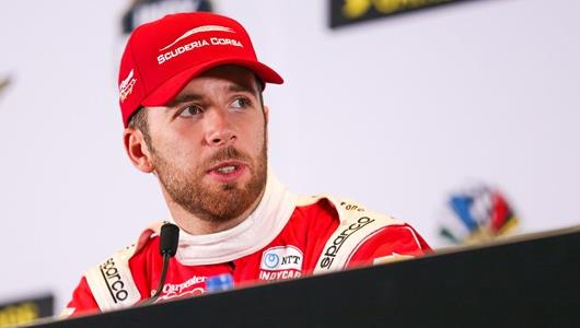Indy 500 Practice Day 3 with Ed Jones