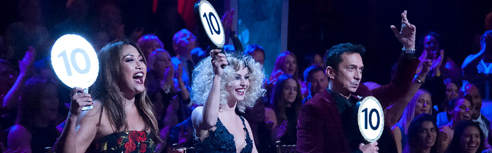 Judges Score 10, 10, 10